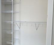 Closet BR Wall