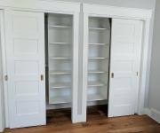 Closet BR Wood