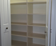 Closet Linen Wood